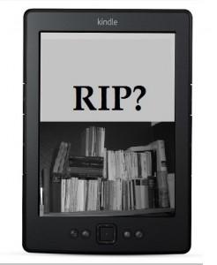 Kindle und die Folgen... Das Ende des Buches?